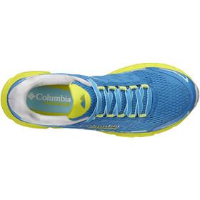 Columbia Bajada III Chaussures Femme, static blue/zour